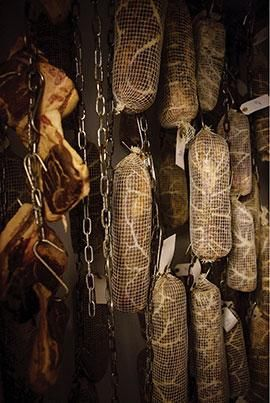 Trealy Farm - exceptional British charcuterie