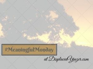 Meaningful Monday - Musical Emotions | Displaced Yinzer