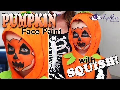 Zucca di Halloween makeup tutorial - VideoTrucco