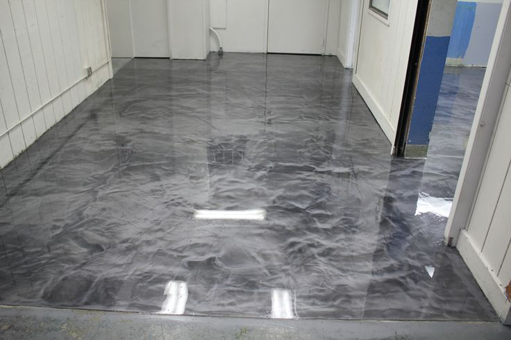 Epoxy Floor Epoxy And Floors On Pinterest
