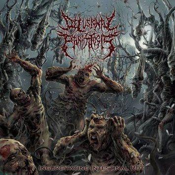 "MUSIC EXTREME: DELUSIONAL PARASITOSIS RELEASES ""INGURGITATING INT... #metal #delusionalparasitosis #deathmetal #brutal #brutaldeathmetal"