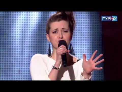 "The Voice of Poland - Michalina Brudnowska - ""Boskie Buenos"""