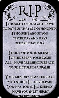 letter to my best friend who passed away jerome bryant thompson my away two 19596