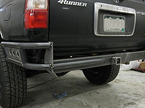 4Runner Tube Bumper | Tube Rear Bumper 4Runner (1996-2002) [aor-tube-rear(4runner 1996-2002 ...