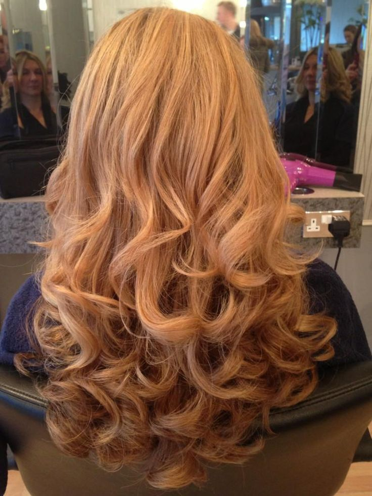 Jordana Lawton On Blow Dry Hair Curls Curly Blowdry