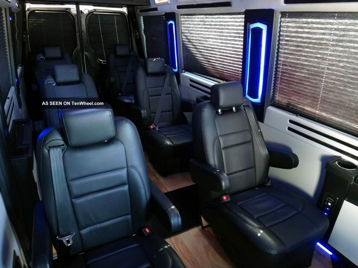 Sprinter Rv Conversion >> passenger vans custom made | ... Mercedes Sprinter 2500 ...