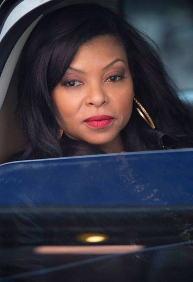 They picked the right actress to play cookie Lyon * love her whole attitude
