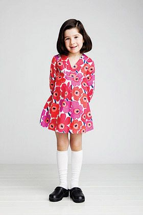 Umea tunic by Marimekko - I know they're pricey, but love the prints!