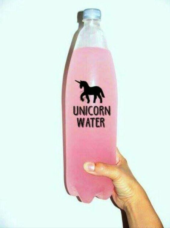 Unicorn water