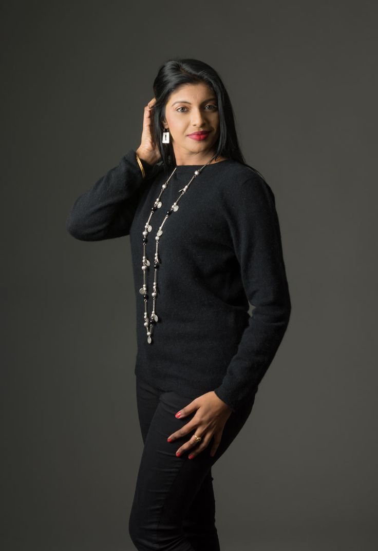 This new design is a simple slightly widened round boat neck women's black possum merino sweater with a shaped waist. It is easy wearing for the weekend or smart casual for during the day at work. Dress this sweater up with a jacket and necklace.