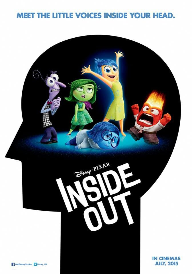 Inside Out Is Amazing I Like Disgust With Images Disney Movie