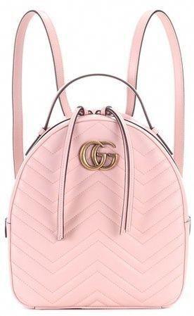 398f16e9dcdb6 Gucci GG Marmont matelassé leather backpack  Hermeshandbags   Hermes ...