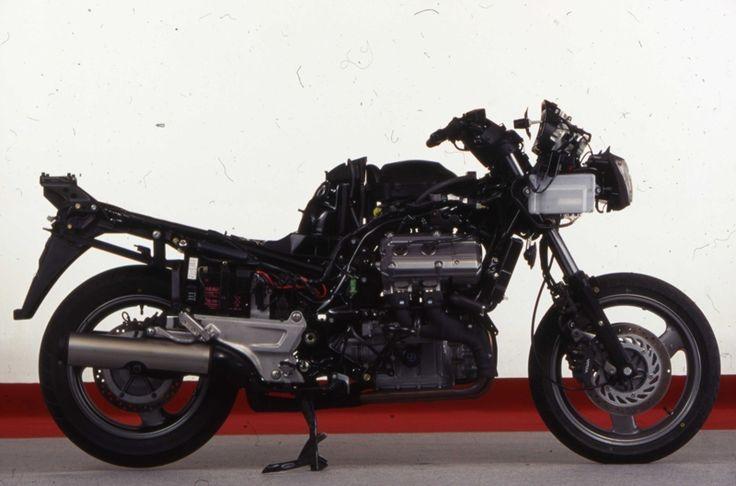 Honda Pan European naked