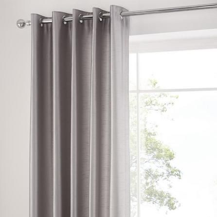 silver amber thermal eyelet curtains dunelm curtains. Black Bedroom Furniture Sets. Home Design Ideas