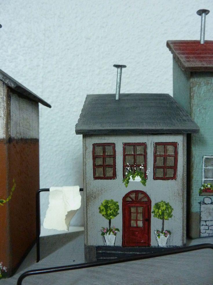 Herzliches Willkommen Im Woodlouse Shop Gittaschmidts Webseite Gittaschmidts Herzliche Wooden Decor Little Houses Putz Houses
