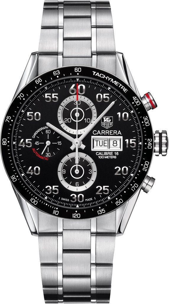 Dieses und weitere Luxusprodukte finden Sie auf der Webseite von Lusea.de  TAG Heuer Carrera Chronograph