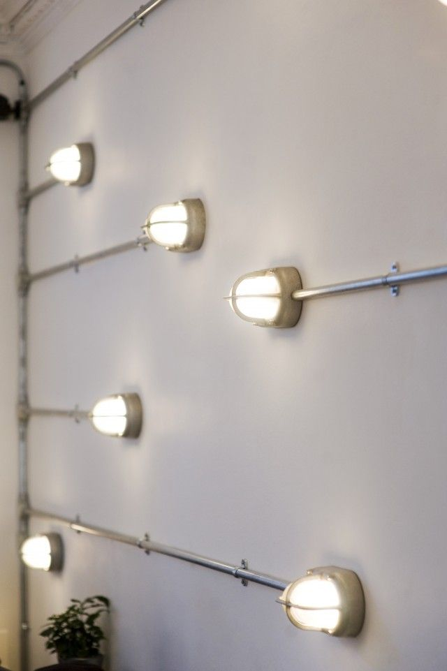 Loving these lights - they'd look great in an entertainment room
