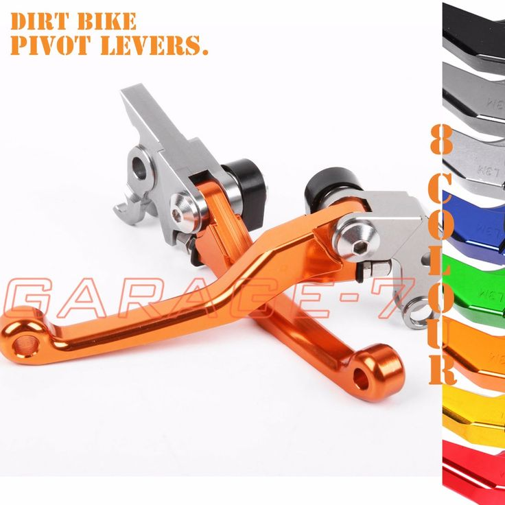 CNC Pivot Racing Foldable Brake Clutch Levers For KTM 300 EXC Sixdays SX EXC-E 525 EXC R Racing EXC-F SX-F Motocross Off Road #Affiliate