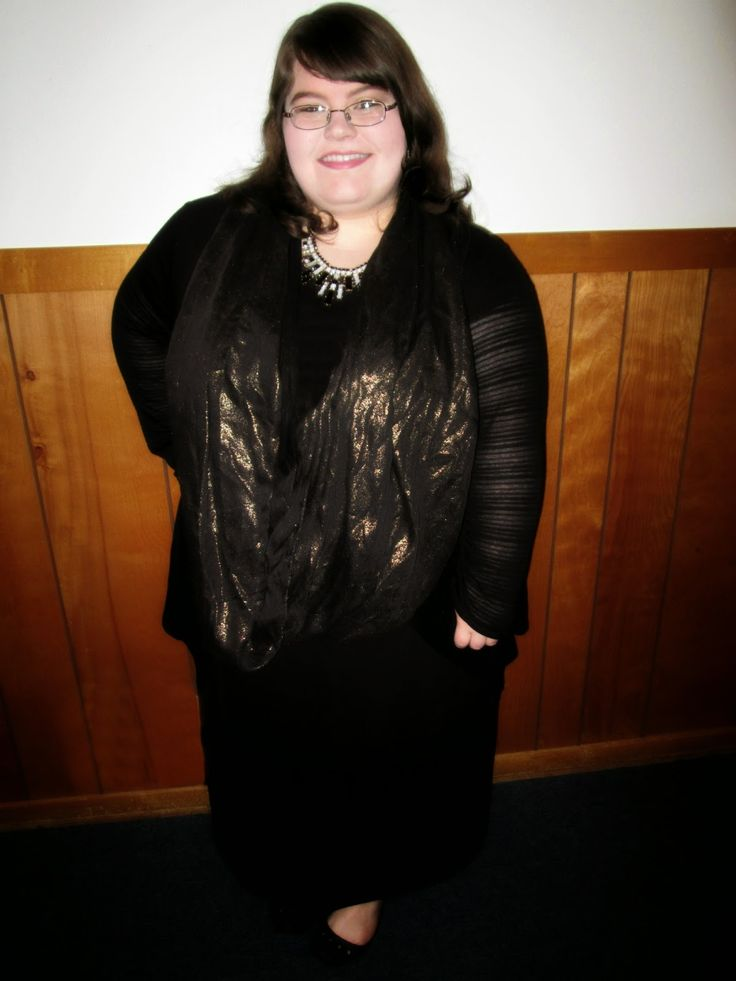 Unique Geek- Plus Size OOTD: New Year's Eve 2014 #plussizefashion #plussize #newyears #ootd
