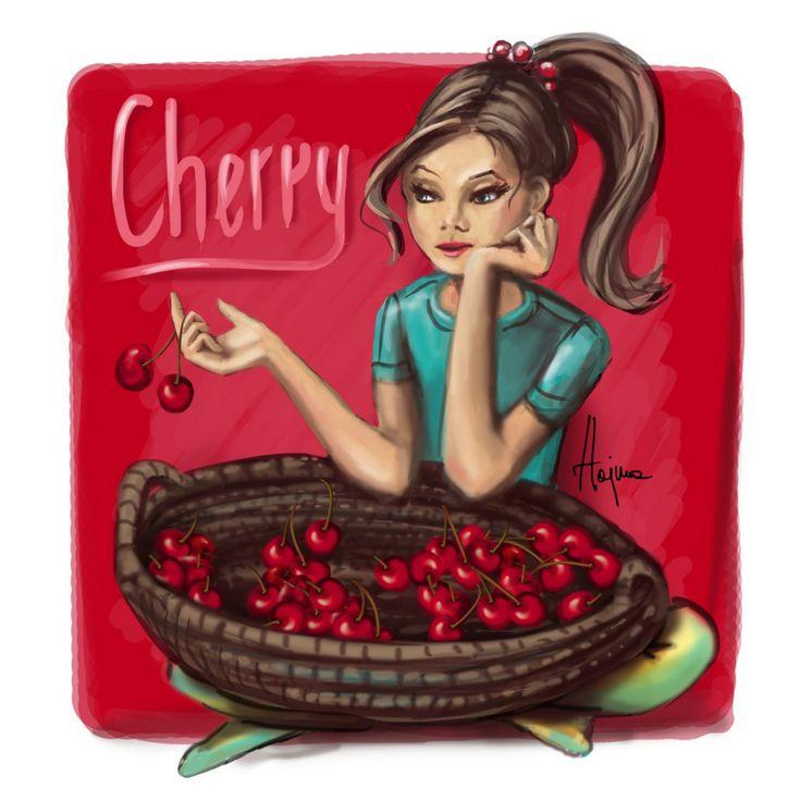 Cherry by Hajna