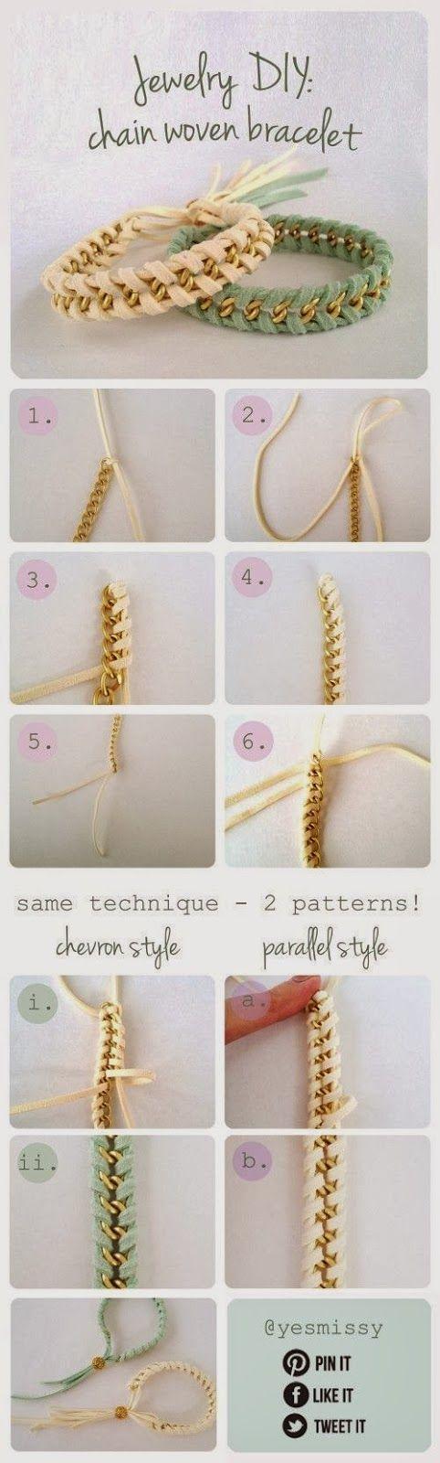10 DIY pour réaliser ses propres bijoux -- Pellmell Créations                                                                                                                                                                                 Plus