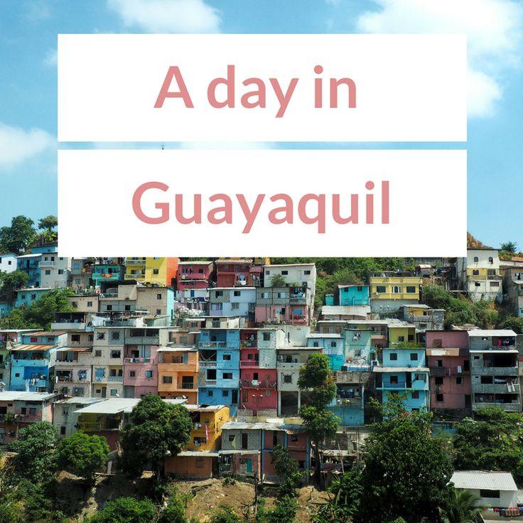 #Guayaquil, #Ecuador #travel #america