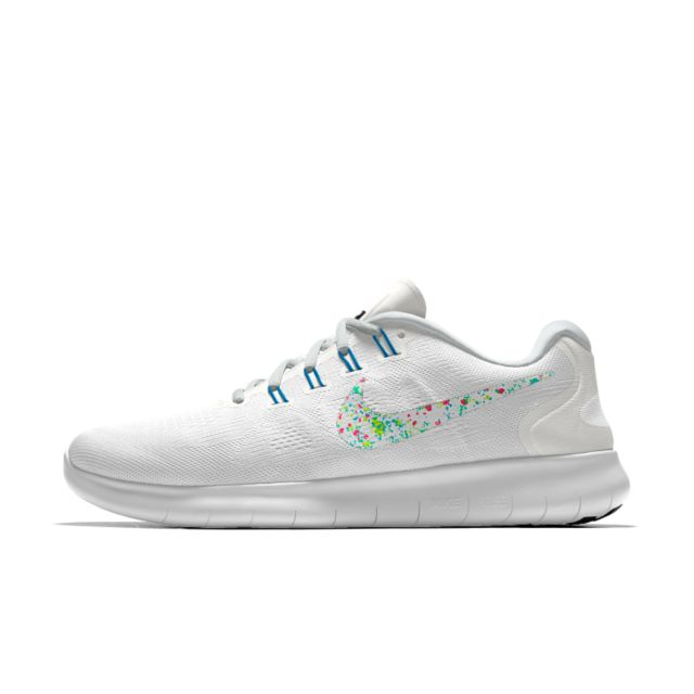 Nike Free RN 2017 iD Zapatillas de running - Hombre