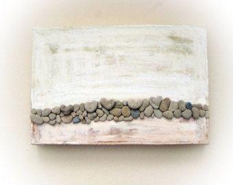 Naturherz rockt - Herz Steinen vom Strand - herzförmige Felsen zum Verkauf - Strand Herzen Felsen - MedBeachStones - Herz Form Kieselsteine J
