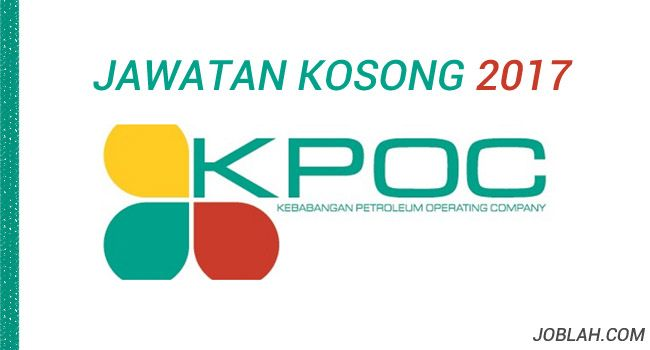 Jawatan Kosong KPOC 2017 - Kebabangan Petroleum Operating Company Sdn. Bhd.   Kebabangan Petroleum Operating Company Sdn. Bhd. (KPOC) is a Joint Operating Company comprising PETRONAS Carigali Sdn. Bhd. ConocoPhiIips Sabah Gas Ltd. and Shell Energy Asia Limited and acting as Operator for the Kebabangan Cluster Production Sharing Contract offshore Sabah Malaysia. KPOC wishes to invite suitably qualified candidates to join our organization. If you value work life balance flexi hours and conducive environment join us.Operations (Kota Kinabalu Office) OPS_O1 - Executive Contracts / Purchasing OPS_O2 - Supply Chain Management Assistant OPS_03 - Executive Billing OPS_O4 - Lead Operations Planning OPS_OS - Lead Logistics OPS_O6 - CMMS Materials Management Analyst OPS_O7 - Document Controller OPS_08 - Maintenance Superintendent OPS_09 - Control & Instrumentation Reliability EngineerOperations (Offshore) OPS_10 - Maintenance Supervisor (Mechanical) OPS_11 - Senior Production Technician OPS_12 - Senior Electrical Technician OPS_13 - Senior Mechanical Technician OPS_14 - Production TechnicianKuala Lumpur Office CO_01 - Senior Manager Commercial CSD_01 - Senior Executive Contracts CSD_02 - Executive Talent Management EPE_01 - Seismic Interpreter / Geoscientist EPE_02 - Reservoir Engineer EPE_03 - Development Geologist DEV_01 - Completions and Well Intervention Engineer DEV_02 - Completions SupervisorHOW TO APPLY For more information on the roles please visit our Linked m (http://ift.tt/2kf6QEc) For application via email please indicate the position number and title as the subject. Qualified applicants are required to submit their resume in PDF format together with other relevant documents via email torecruitment@kpoc.com.my For application by mail please indicate the position number and title at the top left corner of the envelope to the following addressKebabangan Petroleum Operating Company Sdn. Bhd.Level 67 Tower 2 PETRONAS Twin TowersKuala Lumpur City Centre50088 Kuala Lumpur Malaysia All applications will be treated in strict confidence and information will be managed in accordance with Personal Data Protection Act 2010 (PDPA). Only shortlisted candidates will be notified. Closing date: 5 February 2017  via Joblah Jawatan Kosong