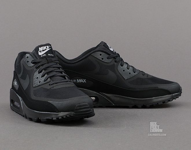 Nike Air Max 90 Premium Tape Camo Pack Black Dark Grey