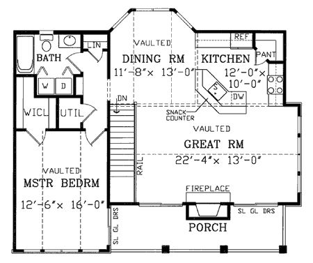 25 best ideas about carriage house plans on pinterest for Plans for 3 car garage with apartment above