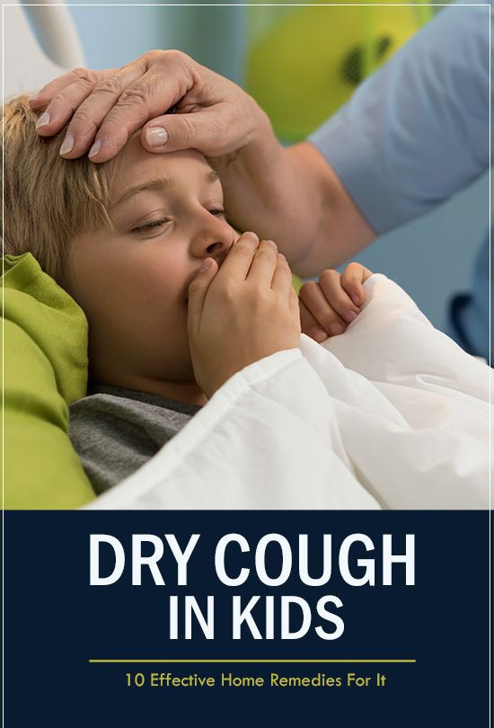 31 Best Home Remedies For Dry Cough In Kids – Medi Idea