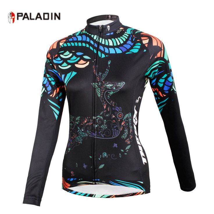 Cheap cycling logo, Buy Quality cycling clothing sets directly from China clothing clip Suppliers:  Women Cycling Jersey Breathable Long Sleeve Jersey  Ropa Ciclismo Bicycle Sportswear Bike Quick Dry Cycling Clothi