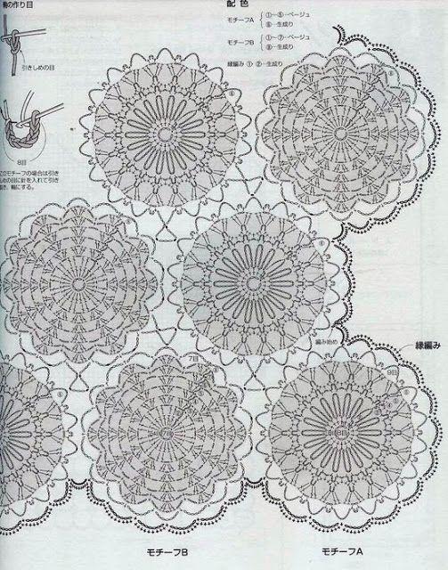 Picasa Web Album Crochet Plaisir