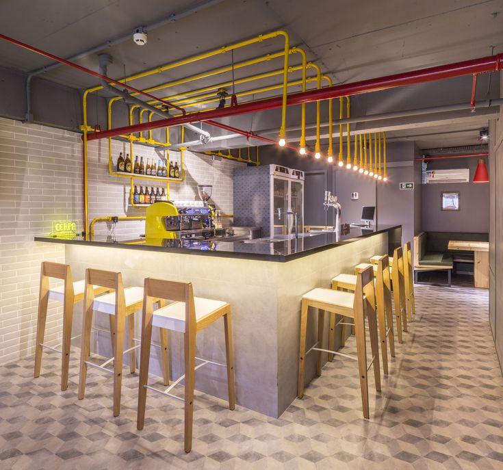 Galeria de Restaurante Pastucci / Vmf + Arco Studio Arquitetos - 7