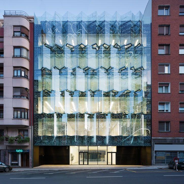 ACXT_Archivo Histórico Euskadi, Bilbao www.bilbaoarchitecture.com