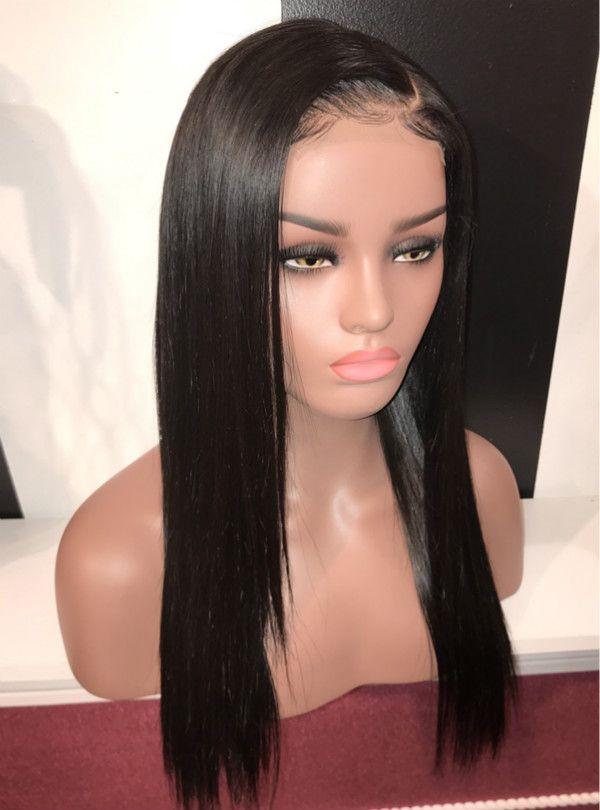 Debut Lace Front Wigs Human Hair Brazilian Remy Curly Human Hair Wigs U Part Bob Frontal Wigs Human Hair 14 16 20 Inch Drip-Dry Hair Extensions & Wigs