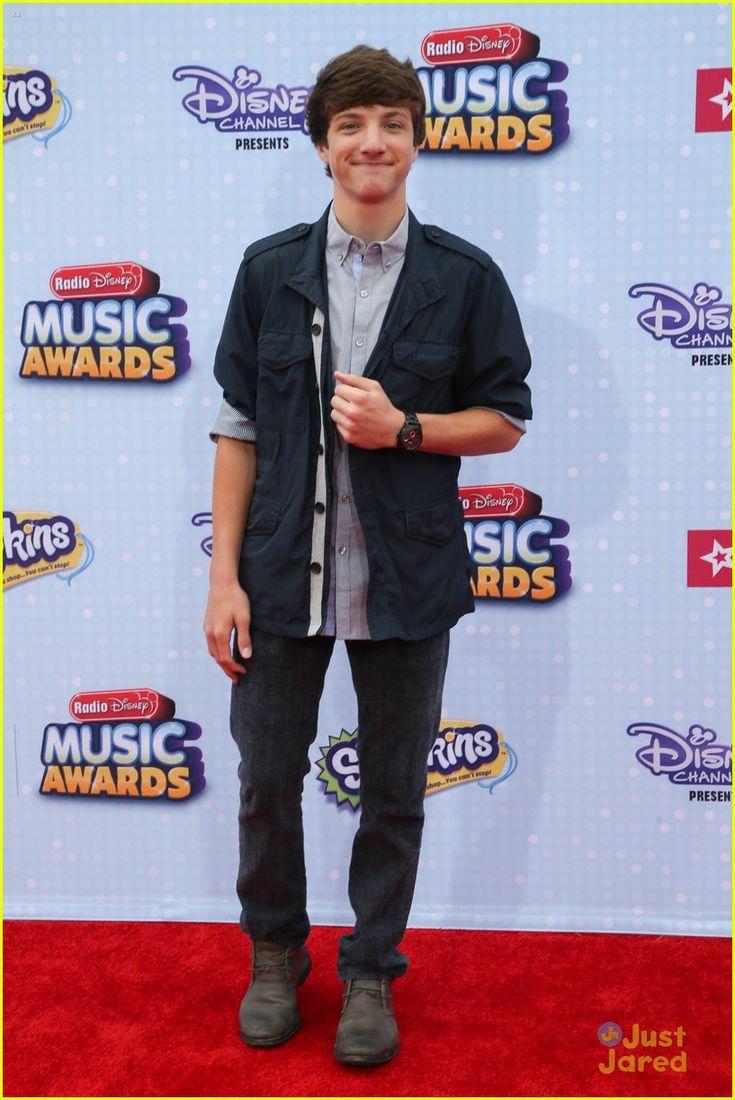 Jake Short at the Radio Disney Music Awards 2015