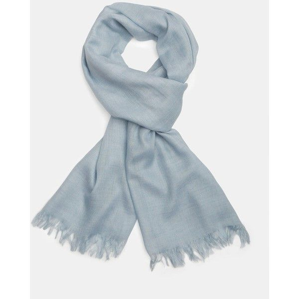 Theory Silk Cashmere Novelty Scarf (3.275 UYU) ❤ liked on Polyvore featuring accessories, scarves, lightweight scarves, short scarves, cashmere silk scarves, lightweight shawl and silk shawl