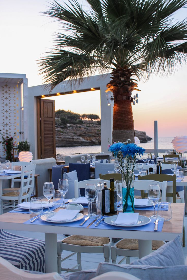 cavo bar restaurant in rethymno crete greece