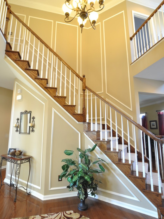 219 best Stair Trim images on Pinterest | Stairways, Stairs and ...