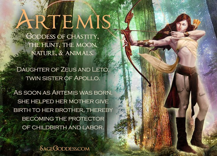 Artemis is the Goddess of chastity, the hunt, the moon, nature, and animals. She is also the daughter of Zeus and twin sister of Apollo. She is the #Goddess we are honoring this #FullMoon