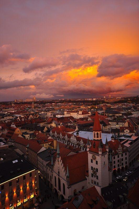 Munich, Germany my favorite city