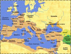 Imperiul roman in secolul I
