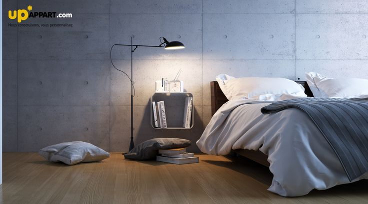 Un chambre cocooning.