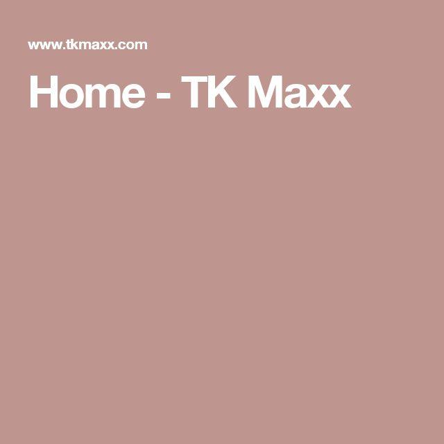 Home - TK Maxx