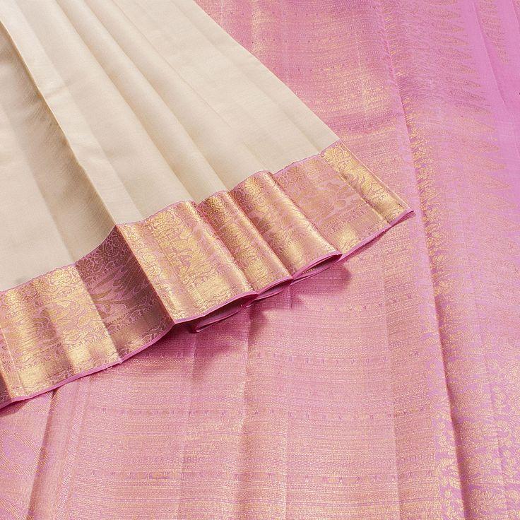 Hayagrivas Kanjivaram silk sari 16S2021C3