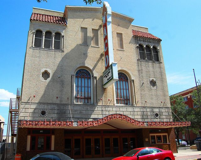 Waco / Hippodrome Theatre - Waco Tx