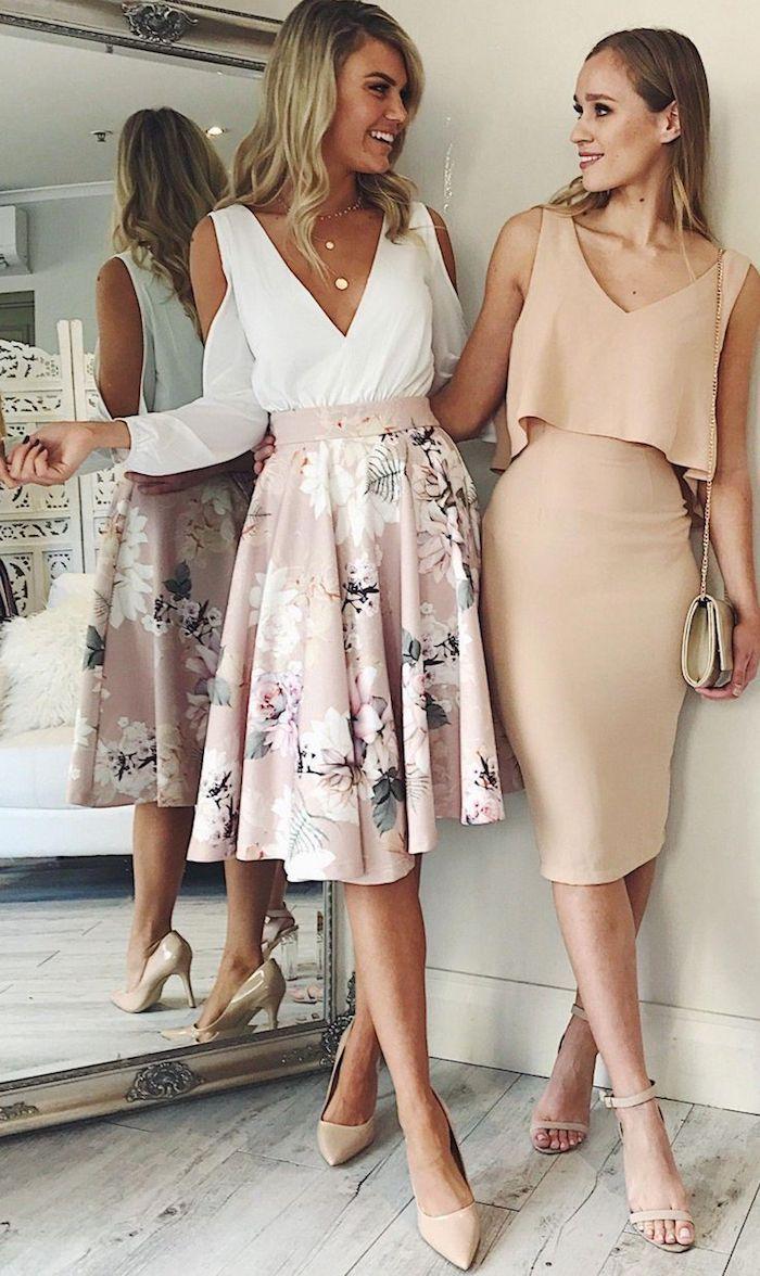 ▷ 1001 + idées de robe de cocktail pour mariage