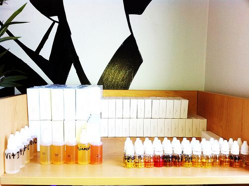 Only @ 9South   Try our latest e-cig models and e-liquid flavors at www.e-cigarilicious.com